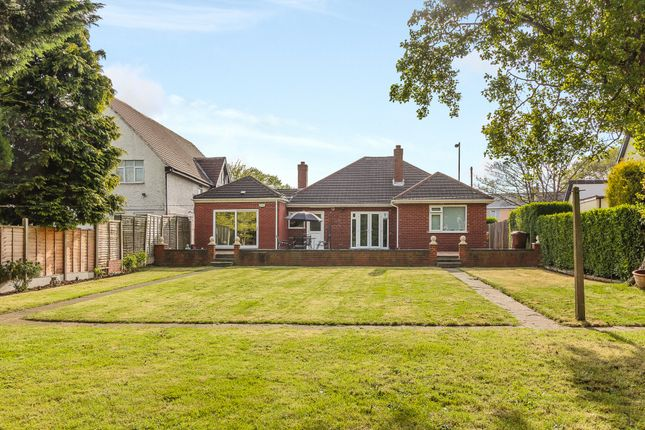 Thumbnail Detached bungalow for sale in Sandbeds Road, Willenhall