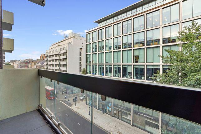 Thumbnail Flat to rent in Fitzhardinge House, Portman Square, London