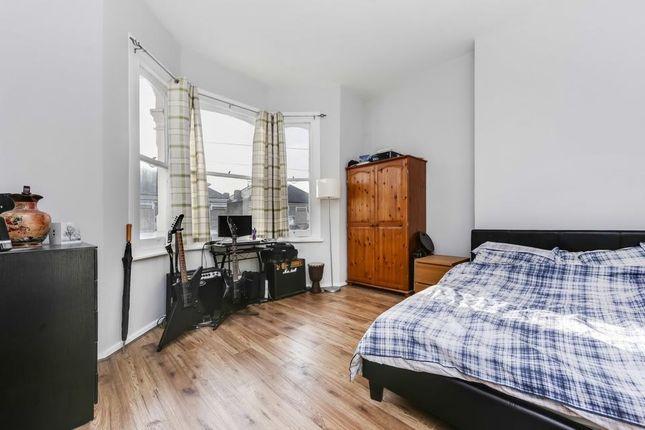 Master Bedroom of Longley Road, London SW17