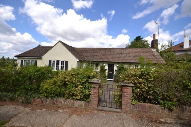 Thumbnail Detached bungalow for sale in Kings Court, Bishops Stortford