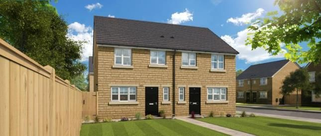 Thumbnail Semi-detached house for sale in Highgrove Place, Accrington Road, Burnley