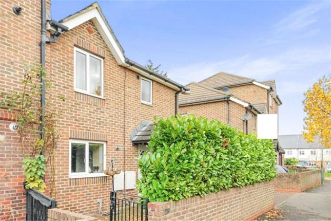Thumbnail End terrace house for sale in Butter Hill, Carshalton, Surrey