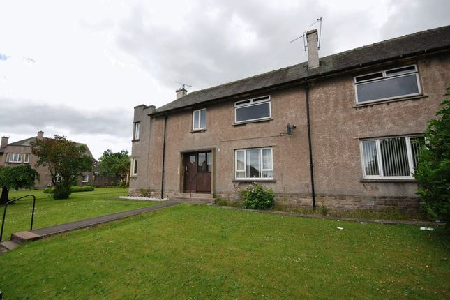 Thumbnail Flat for sale in The Firs, Bannockburn, Stirling