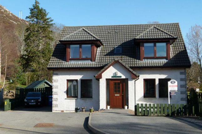Thumbnail Detached house for sale in Glas Bheinn, 13, Royal Park, Ullapool