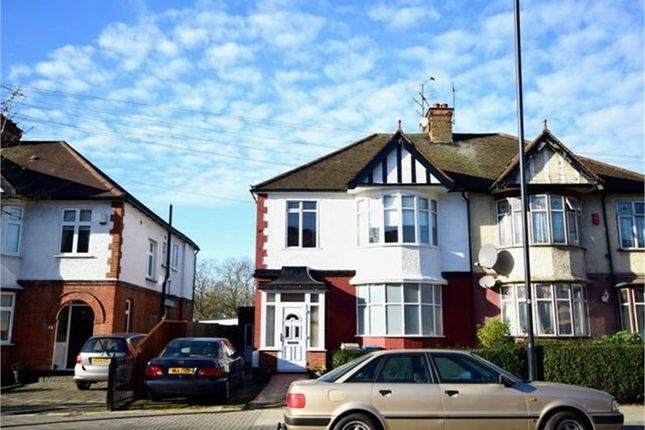 Thumbnail Semi-detached house for sale in Robson Avenue, London