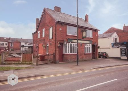 Thumbnail Commercial property for sale in 96 High Street, Bolton, Lancashire