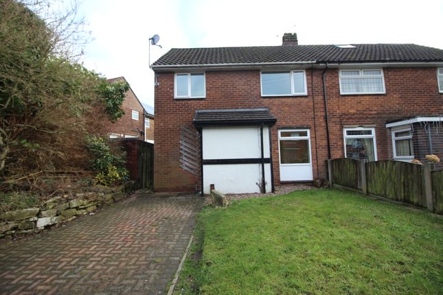 Thumbnail Semi-detached house to rent in Bamber Croft, Westhoughton