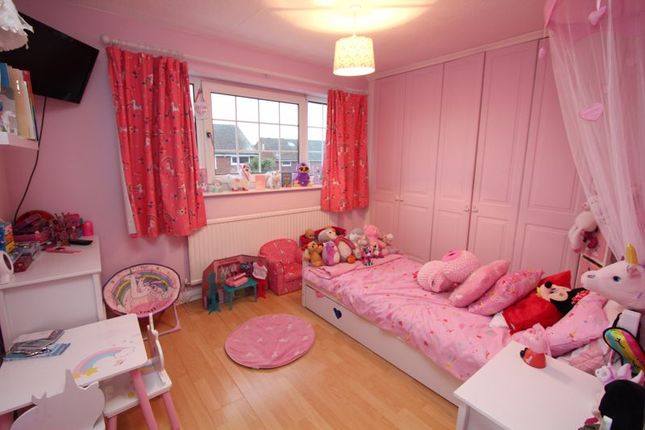Bedroom Two of Smeaton Close, Rhoose, Barry CF62