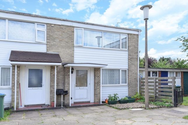 2 bed end terrace house for sale in Hastoe Park Nr The Town Centre, Aylesbury