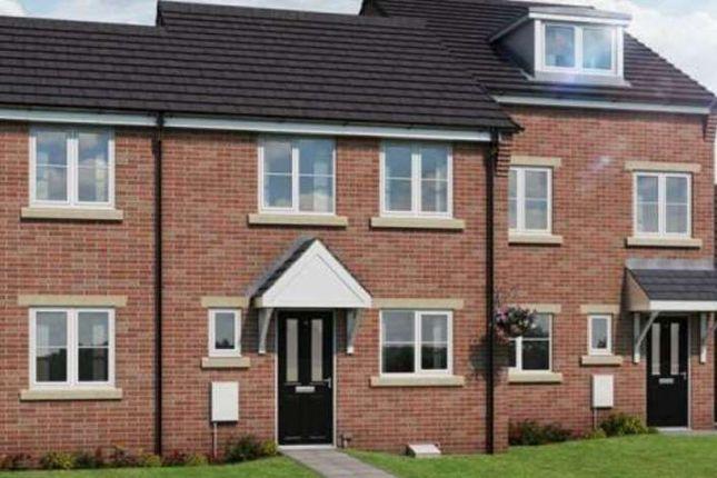 Terraced house to rent in Kirkfields, Sherburn Hill, Durham
