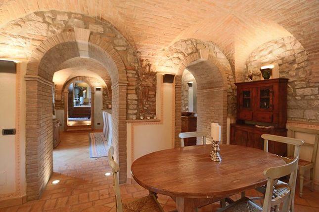 Kitchen of Il Conventaccio, Todi, Umbria