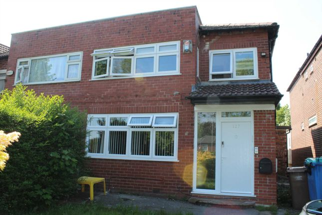 Thumbnail Semi-detached house to rent in Leicester Road, Salford