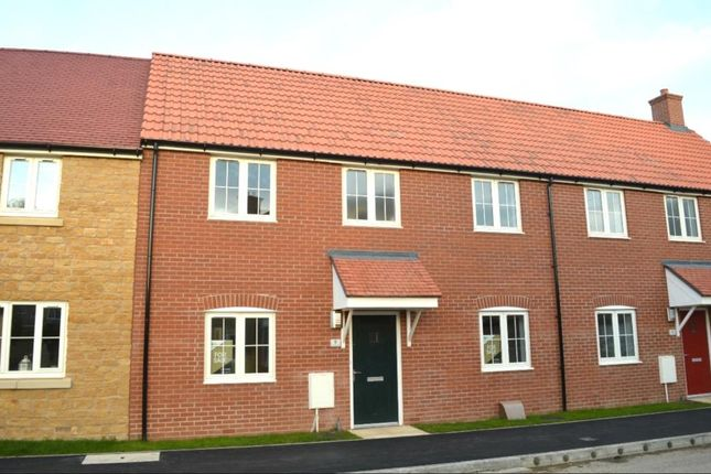 Thumbnail Terraced house for sale in Long Orchard Way, Martock, Somerset