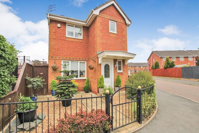 Thumbnail Detached house for sale in The Hedgerows, Haydock, St. Helens