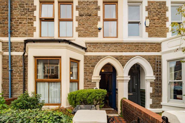 Thumbnail Terraced house for sale in Gileston Road, Pontcanna, Cardiff