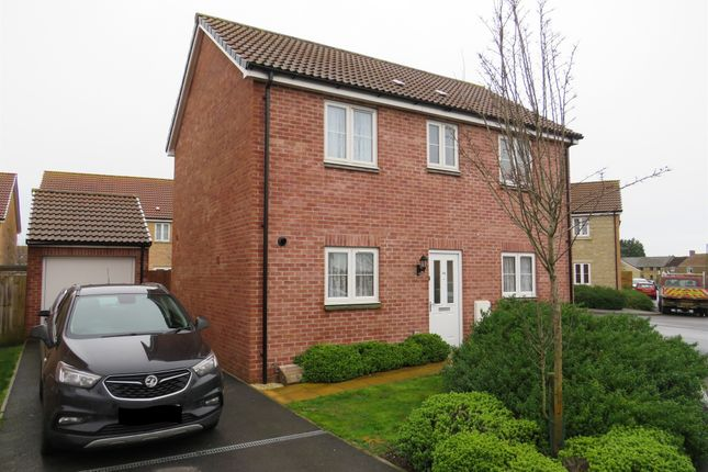 Thumbnail Detached house for sale in Quarry Piece Drive, South Petherton