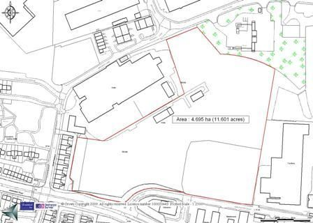 Thumbnail Land for sale in Land At, Brewery Lane, Gateshead, Tyne And Wear, England