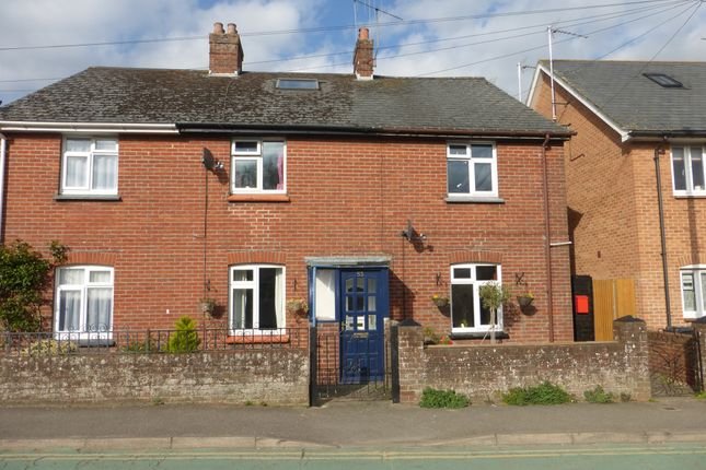 Thumbnail Terraced house for sale in Damory Street, Blandford Forum