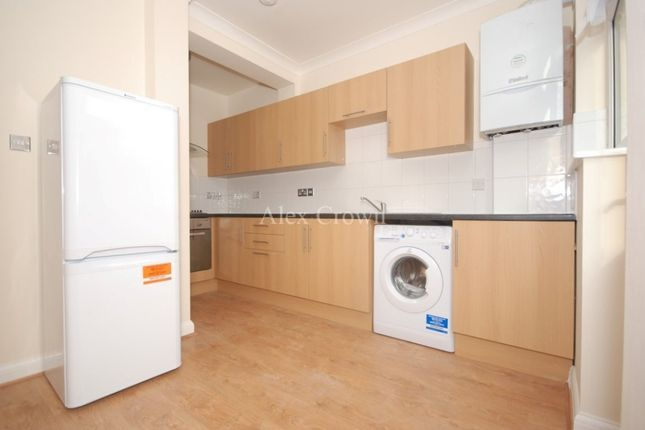 Thumbnail Terraced house to rent in Romilly Road, London