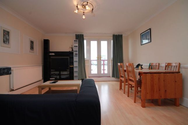 Thumbnail Flat to rent in Caledonian Wharf, London