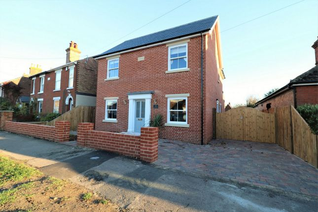 Thumbnail Detached house for sale in Stanley Road, Wivenhoe, Essex