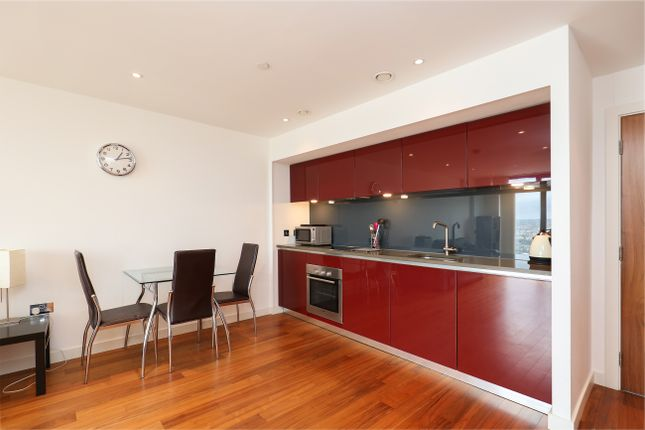 Thumbnail Flat to rent in 27th Floor, City Lofts, St. Pauls Square