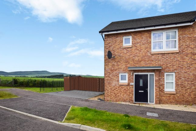 Thumbnail 3 bed semi-detached house for sale in Adam Crescent, Dundee