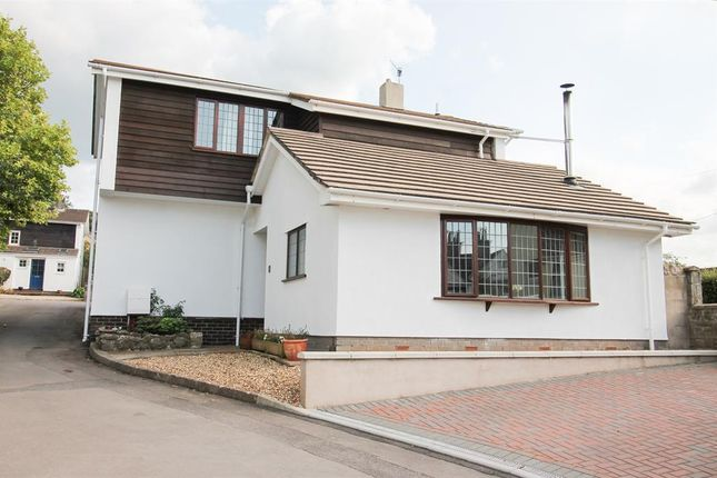 Thumbnail Detached house for sale in Fairfield Close, Backwell, North Somerset