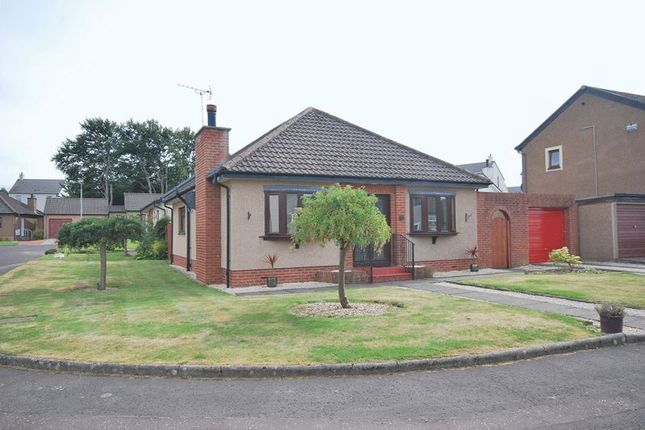 Thumbnail Detached bungalow for sale in 53 Abbots Way, Ayr