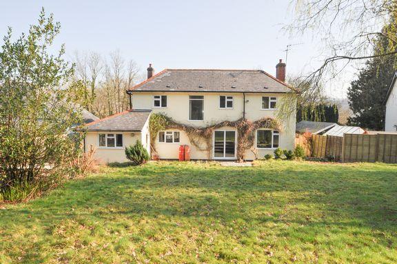 Thumbnail Detached house for sale in Battleton, Dulverton
