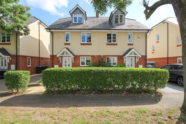 Thumbnail Semi-detached house for sale in Clarkes Road, Hatfield