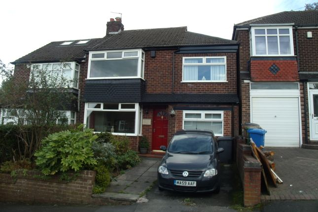 Thumbnail Semi-detached house for sale in Slateacre Road, Hyde