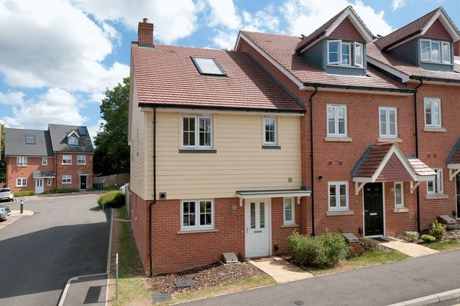 Thumbnail End terrace house for sale in Dame Kelly Holmes Way, Tonbridge