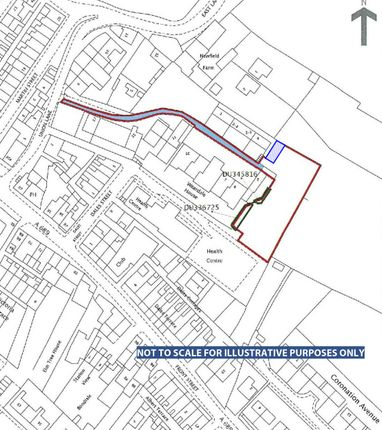 Thumbnail Land for sale in Stanhope, Bishop Auckland
