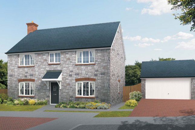 Thumbnail Detached house for sale in The Breamore, Squires Meadow, Lea, Ross-On-Wye, Herefordshire