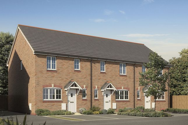 """Thumbnail Semi-detached house for sale in """"Aeron"""" at Heol Waungron, Kidwelly"""