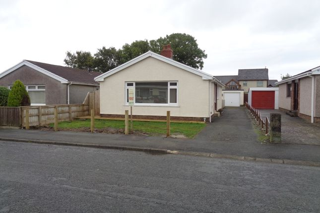 Thumbnail Detached house to rent in Greenhill Crescent, Haverfordwest