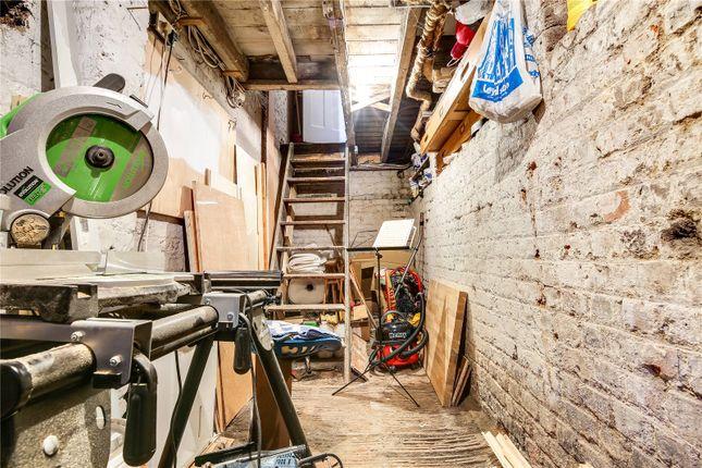 Cellar of Mossford Street, Bow, London E3