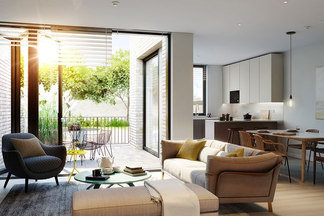 Thumbnail Town house for sale in 9 Signal Townhouses, Greenwich