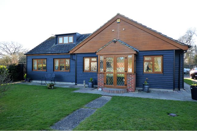 Thumbnail Detached bungalow for sale in Stondon Massey, Brentwood