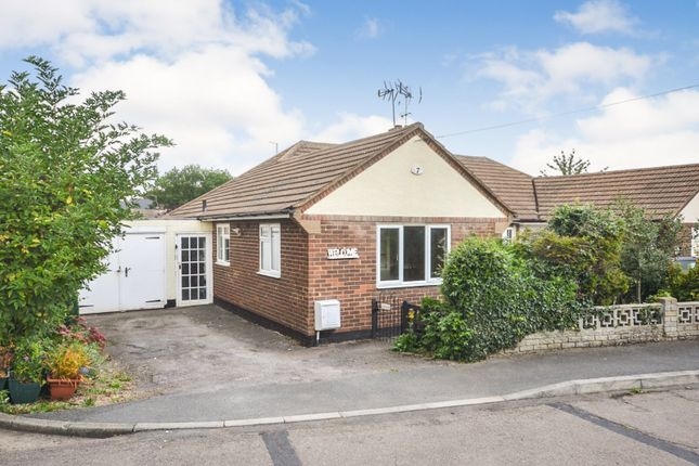 2 bed bungalow for sale in The Crescent, Harlow, Essex CM17