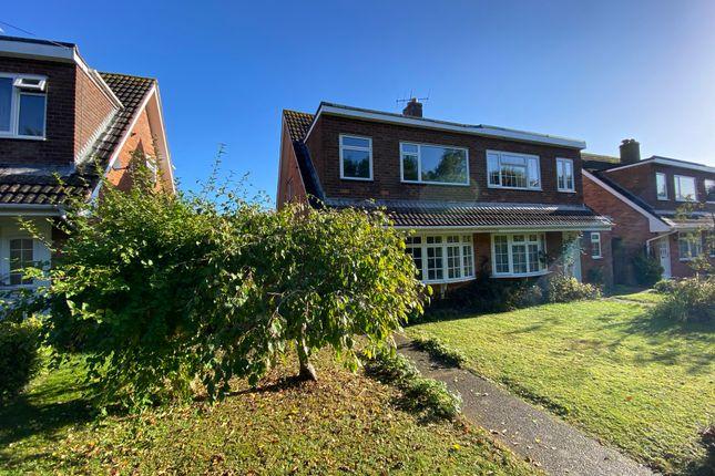 Thumbnail Semi-detached house to rent in Willsdown Road, Alphington, Exeter