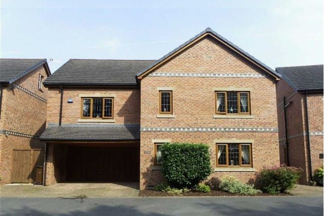 Thumbnail Detached house for sale in Westleigh Mews, Lea Road, Lea, Preston
