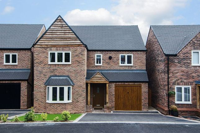 Thumbnail Detached house for sale in Uxbridge Court, High Street, Chasetown, Burntwood