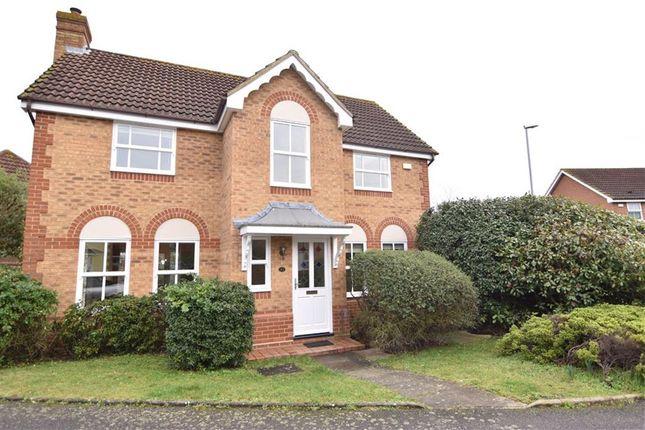 Thumbnail Detached house to rent in Northweald Lane, Kingston Upon Thames, Surrey