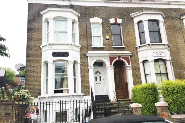 Thumbnail Flat to rent in Rushmore Road, London