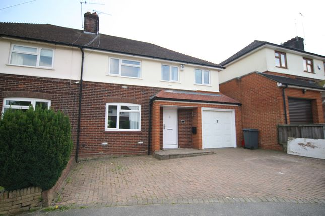 Thumbnail Semi-detached house to rent in Church Close, Brentwood, Essex
