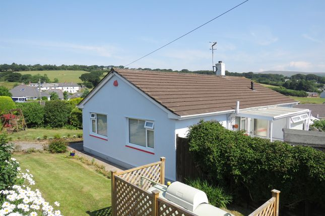 Thumbnail Detached bungalow for sale in Longfield, Lutton, Ivybridge
