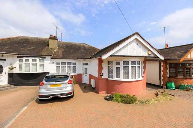 Thumbnail Semi-detached bungalow for sale in Kensington Drive, Woodford Green