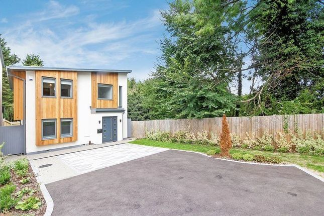 Thumbnail Detached house to rent in Newlands Woods, Bardolph Avenue, Forestdale, Croydon